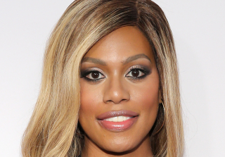 Laverne Cox Talks Making Eye Contact With Beyoncé, Wanting to Meet Her