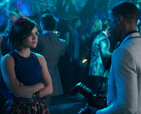 Aria Is Annoyed at Clark