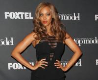 Tyra Banks Australia's Next Top Model Welcomes Tyra Banks