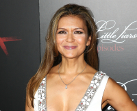 "Nia Peeples ""Pretty Little Liars"" Celebrates 100 Episodes"