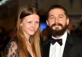Shia LaBeouf Tricked Us All, Never Actually Married Mia Goth (UPDATE)