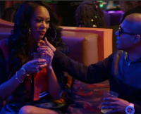 Bambi Flirts With Laudy on LHHATL Season 4, Episode 14