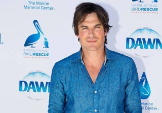Ian Somerhalder Reveals Which Vampire Diaries Character He Misses Most — Exclusive