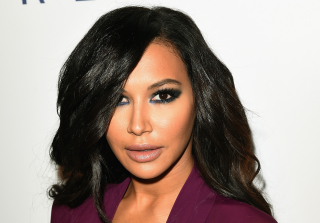 Naya Rivera Introduces Her Baby With a Very Spooky Instagram Photo