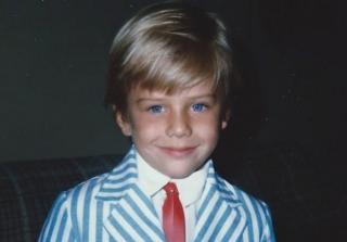 This Blond Cutie Is Now Known For Kissing on TV — Who Is He?