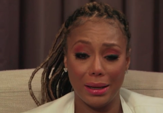 Tamar Braxton Cries Over \'The Real\' Firing on \'Braxton Family Values\' (VIDEO)