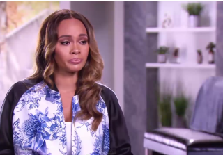 How Evelyn Lozada Is Coping After Her Traumatic Miscarriage (VIDEO)