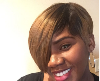 Singer and Reality TV Star Kelly Price