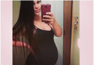 <i>16 and Pregnant</i> Star Devon Broyles Gives Birth to Baby Daughter!