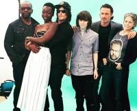 The Walking Dead Cast at Comic Con 2015