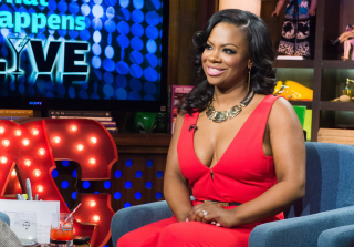 Pregnant Kandi Burruss Surprised With Baby Shower (PHOTOS)