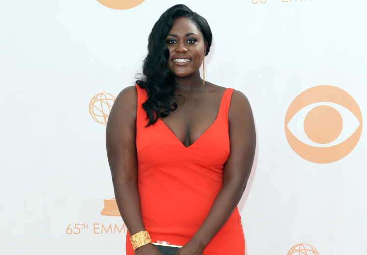 Danielle Brooks Shows Off Bran