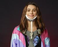 Lea Michele as Hester in Scream Queens Season 1