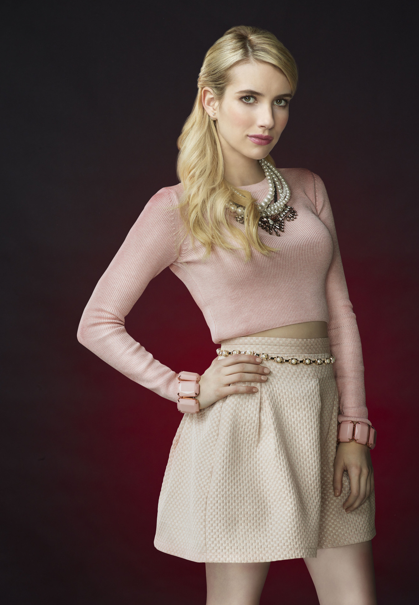 image Emma roberts scream queens s1 e01e012