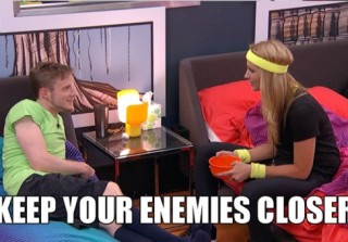 Big Brother 17, Week 10: Vanessa HOH, James POV, Meg Evicted