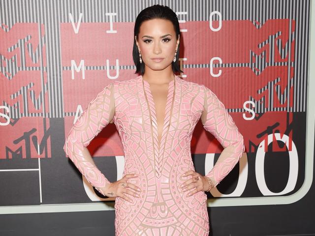 Demi Lovato 2015 MTV VMas