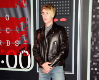 Justin Bieber at the 2015 MTV VMAs