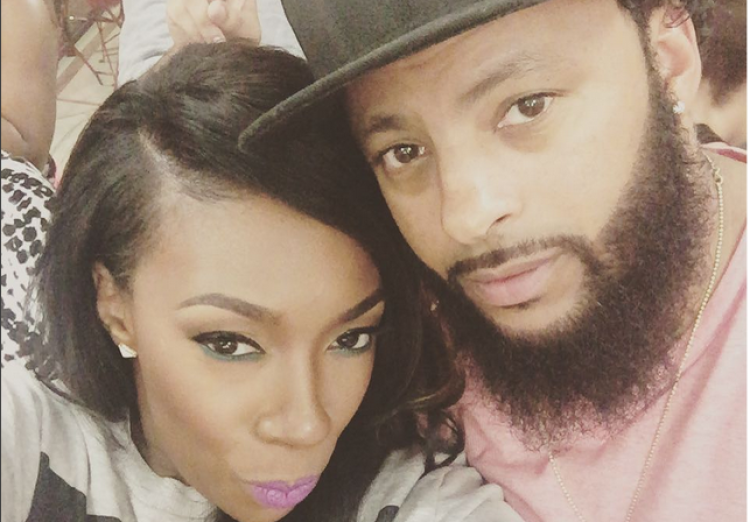 Love & Hip Hop Atlanta's Kalenna Harper and Tony Vick