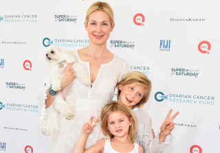 "Kelly Rutherford Accused of ""Child Abduction"" — She Responds!"