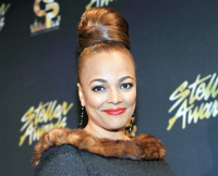 Kim Fields Attends the 27th Annual Stellar Awards at Grand Ole Opry House on January 14, 2012 in Nashville,