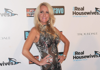 Kim Richards Filmed a Scene for 'The Real Housewives of Beverly Hills' (PHOTO)