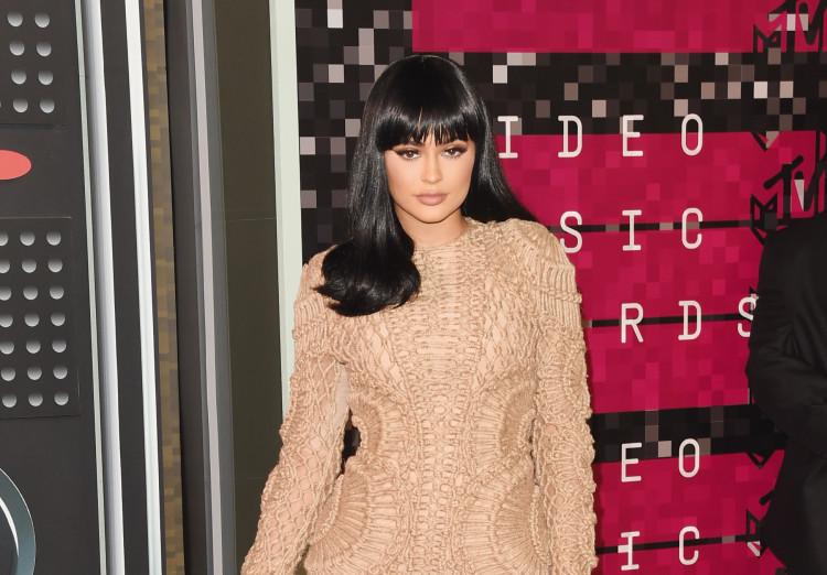 Kylie Jenner at 2015 MTV VMAS