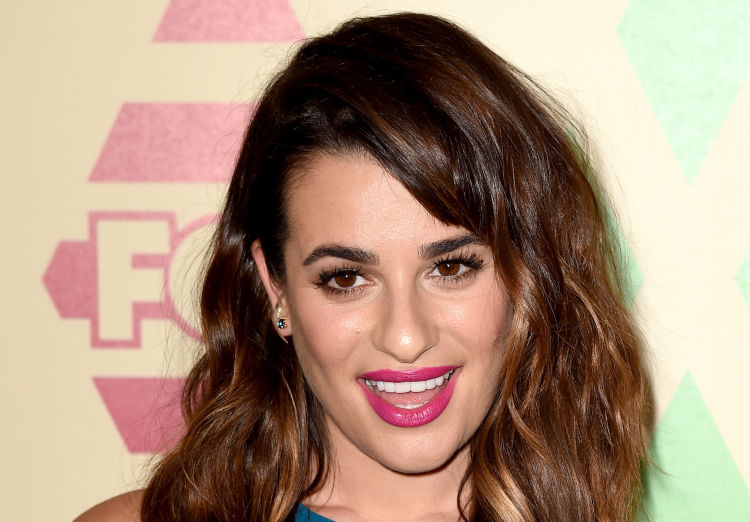 Lea Michele at the FOX TV All-Star Party at Soho House on August 6, 2015