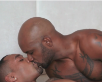 Love & Hip Hop Hollywood's Miles and Milan