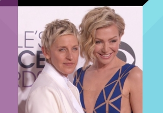 Top 5 Cutest Same-Sex Celeb Couples (VIDEO)