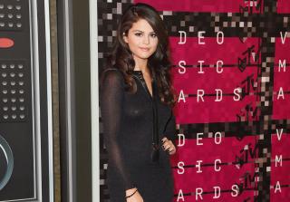 Selena Gomez at 2015 MTV VMAs