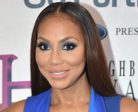 Tamar Braxton at Neighborhood Awards 2015