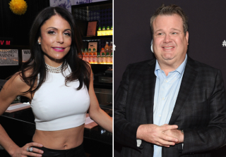 'RHONY' Star Bethenny Frankel Plays Coy About Eric Stonestreet Dating Rumors
