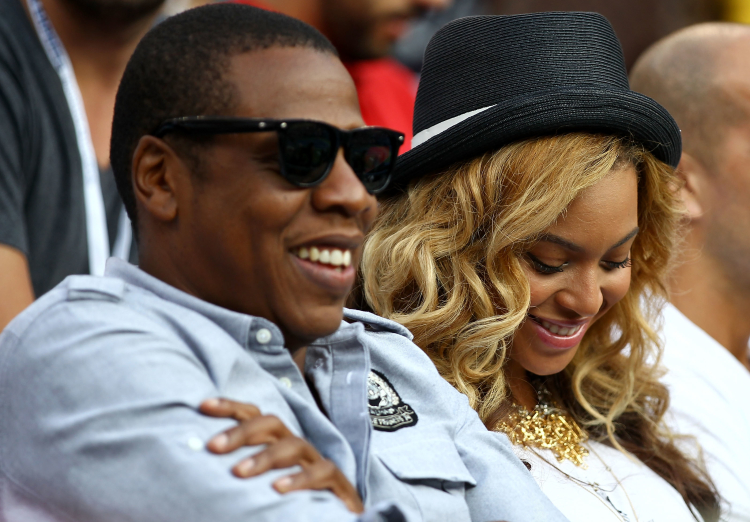 Jay-Z and Beyonce Married