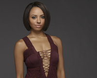 Bonnie Bennet on The Vampire Diaries Season 7