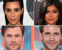 celebrity siblings who look alike