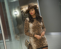 Cookie in Leopard Print