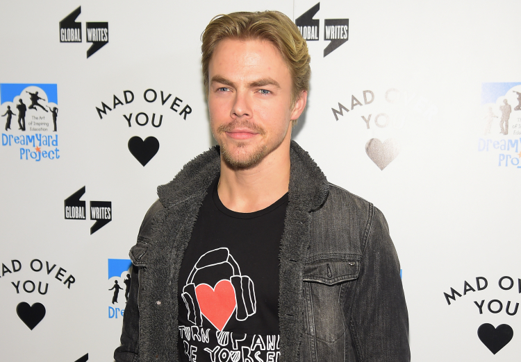Derek Hough Season 21