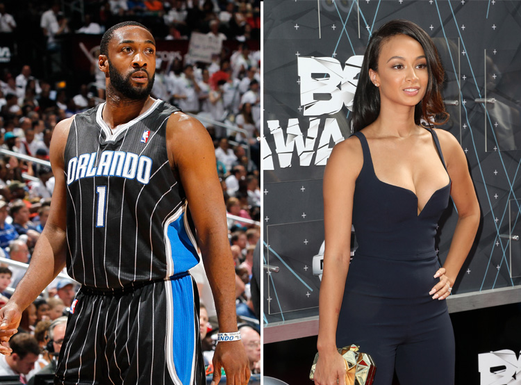Draya Michele Son Father Gilbert Arenas Denies ...