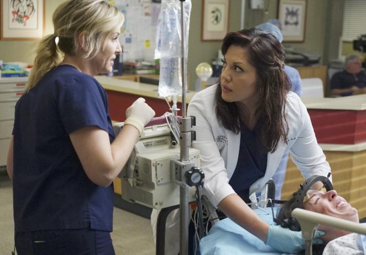 Grey's Anatomy, Callie and Arizona