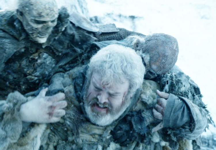 Hodor on Game of Thrones