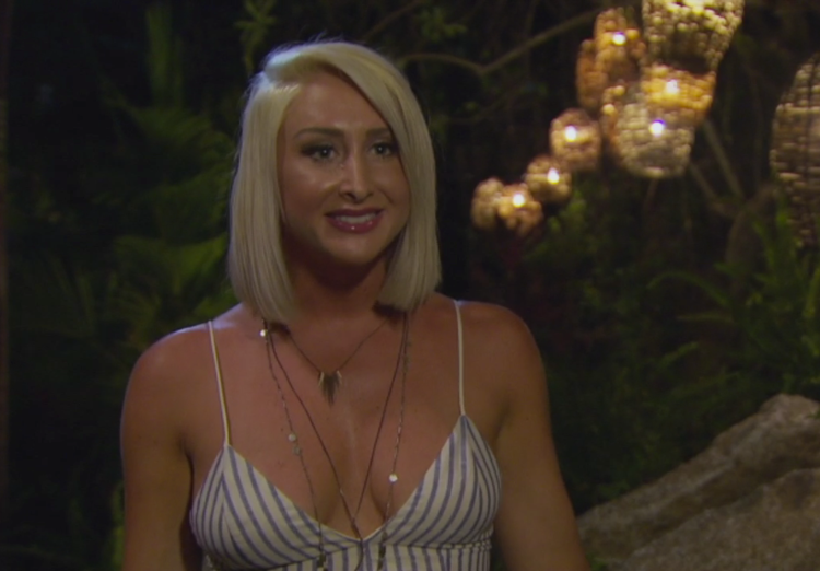 Jaclyn Swartz on Bachelor in Paradise