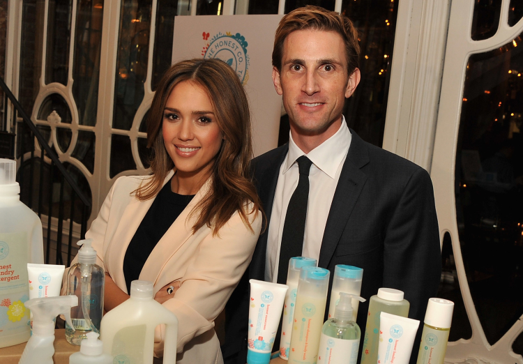 Jessica Alba, Christopher Gavigan