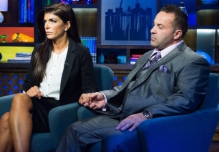 Teresa Giudice Confronts Joe Giudice About Cheating Rumors (VIDEO)
