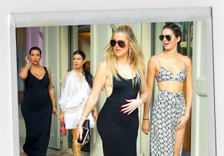 The Kardashian Family Vacations in St. Barts — See the Pics!