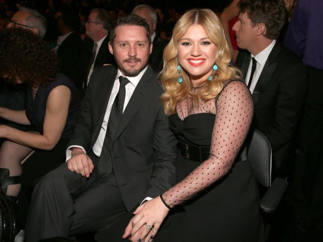 Kelly Clarkson and Brandon Blackstock Marraige