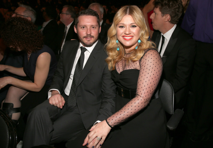 Kelly Clarkson and Brandon Blackstock Marraige