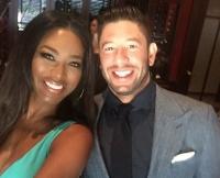 Kenya Moore and Boyfriend Eugene Casciaro
