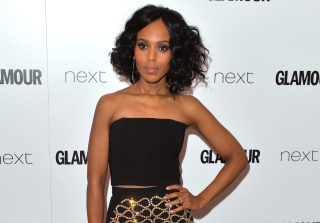 Kerry Washington Dishes on Post-Baby Bod Secrets