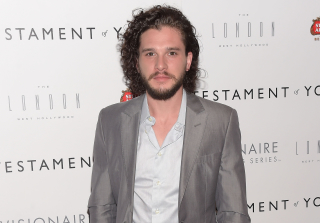 Kit Harington on \