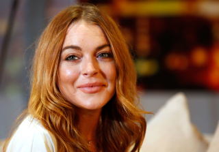 Lindsay Lohan Streaks Nude at Wedding, Claims She Was Drugged — Report